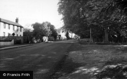 Forest Row, Tunbridge Wells Road c.1965