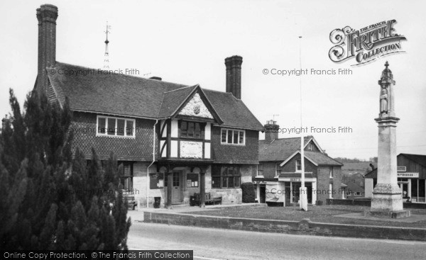Photo of Forest Row, Village Hall c.1965