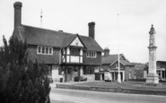 Forest Row, Village Hall c.1965