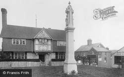 Forest Row, War Memorial 1923