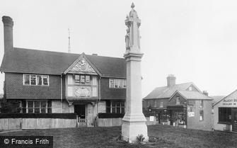 Forest Row, War Memorial 1923