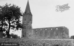 Restenneth Priory 1950, Forfar