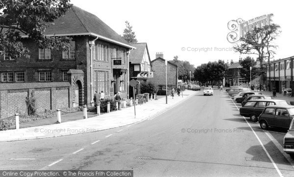 Photo of Formby, Brows Lane c.1965