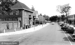 Formby, Brows Lane c.1965