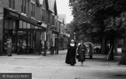 Chapel Lane 1957, Formby