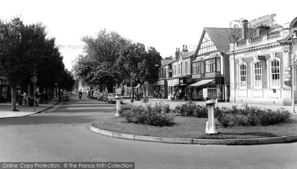 Photo of Formby, Chapel Lane c.1965
