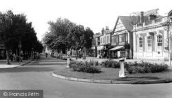 Chapel Lane c.1965, Formby