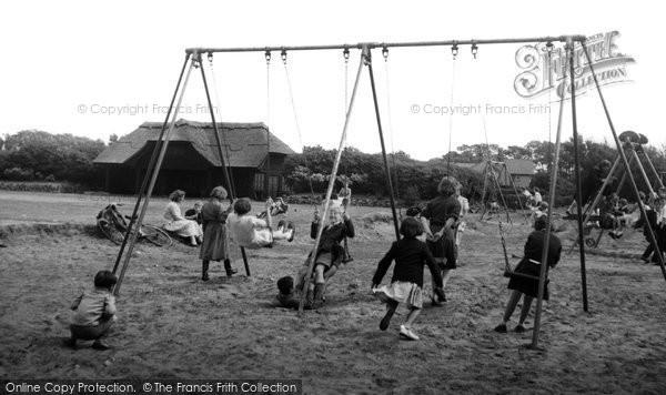 Photo of Formby, Recreation Ground c.1960