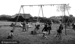 Formby, Recreation Ground c.1960