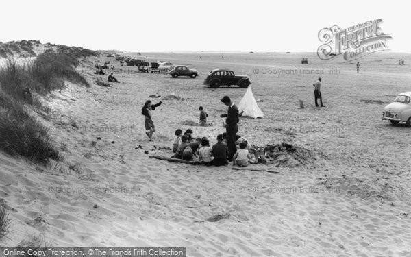 Photo of Formby, The Beach c.1960