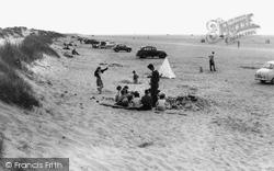 The Beach c.1960, Formby