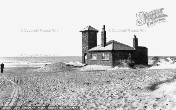 Formby The Old Lifeboat Cottage C 1965 Francis Frith