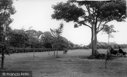 Formby, The Park c.1960