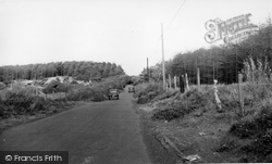 Formby, The Shore Road c.1960