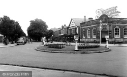 Formby, The Village c.1960