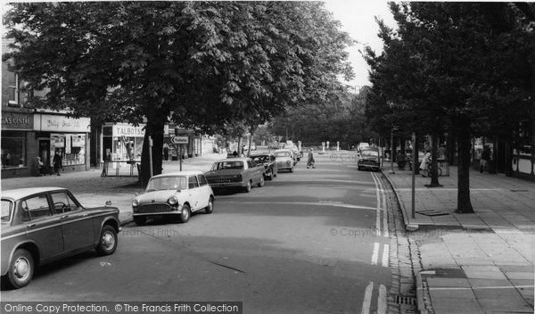 Photo of Formby, The Village c.1965
