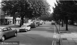 Formby, The Village c.1965