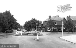 Formby, Town Centre c.1960