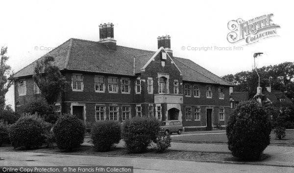 Photo of Formby, Urban District Council Office And Magistrates Court c.1955
