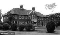 Formby, Urban District Council Office And Magistrates Court c.1955