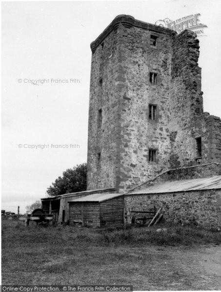 Photo of Forres, Blervie Castle 1961