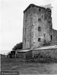 Blervie Castle 1961, Forres