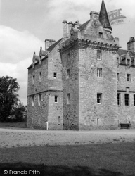 Brodie Castle 1961, Forres