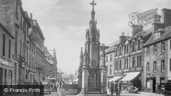 High Street c.1939, Forres