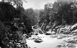 Near Randolph's Leap c.1880, Forres