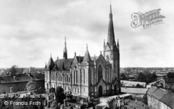 St Laurence's Church c.1935, Forres