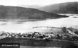 Showing Loch Linnhe And Loch Eil c.1930, Fort William