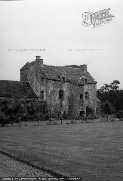 Photo of Forteviot, Invermay Old House c.1955