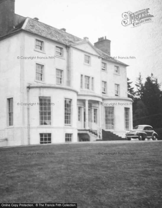 Photo of Forteviot, New Invermay House c.1960