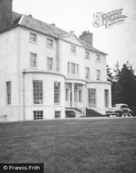 New Invermay House c.1960, Forteviot