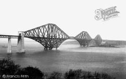 1897, Forth Bridge