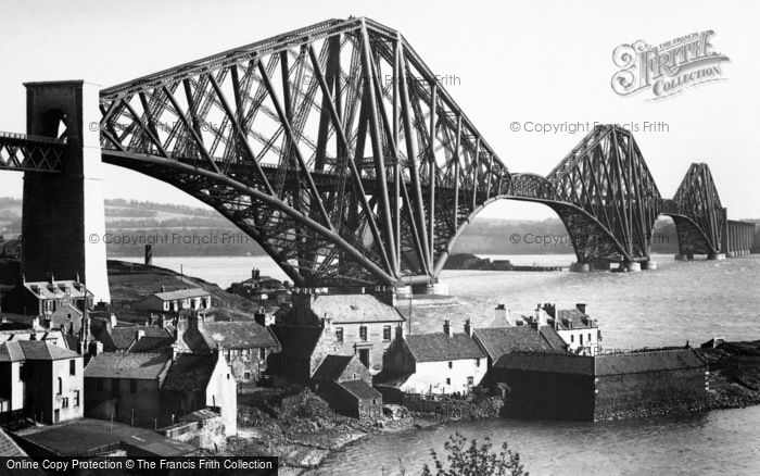 Photo of Forth Bridge, 1897