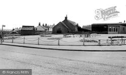 Cross Rest Garden c.1955, Forth