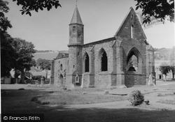 Fortrose, Cathedral 1952