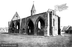 Fortrose, Cathedral Ruins c.1880