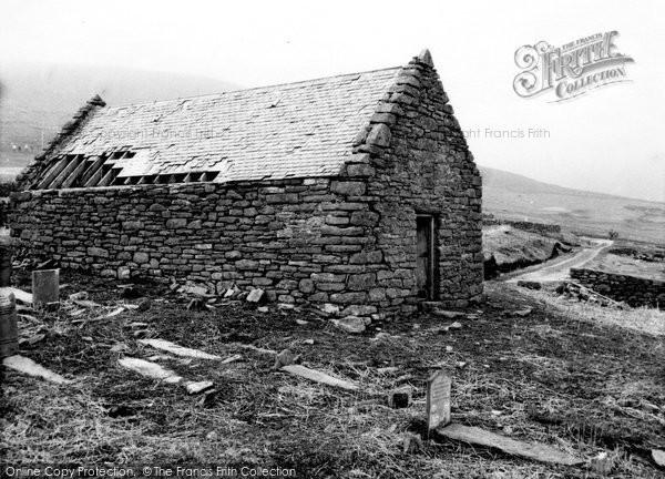 Foula, the Church 1959