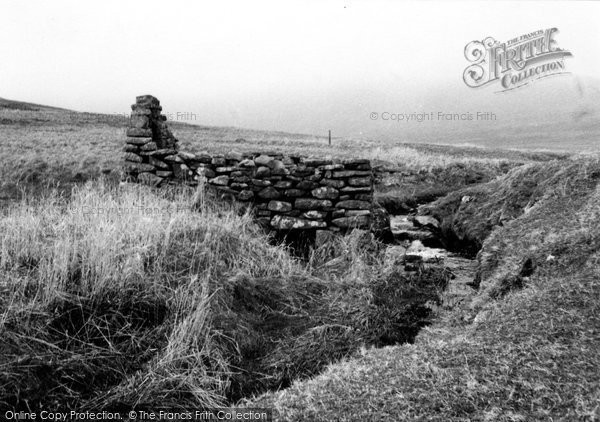 Photo of Foula, Water Mill 1959