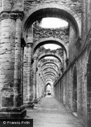 c.1955, Fountains Abbey