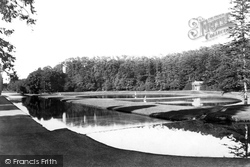 Fountains Abbey, Studley Park, Temple Of Piety c.1874