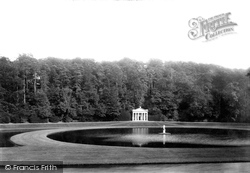 Studley Royal Park, Temple Of Piety c.1885, Fountains Abbey