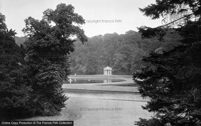 Photo of Fountains Abbey, Temple Of Piety 1914