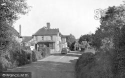 Four Elms, Cross Roads c.1950