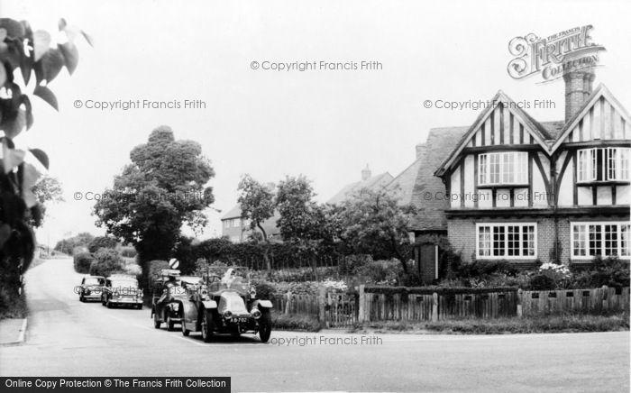 Photo of Four Elms, Cross Roads c.1955