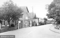 Four Elms, Four Elms Road c.1955