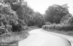 Four Elms Road c.1955, Four Elms