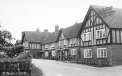 Stile Cottages c.1960, Four Elms